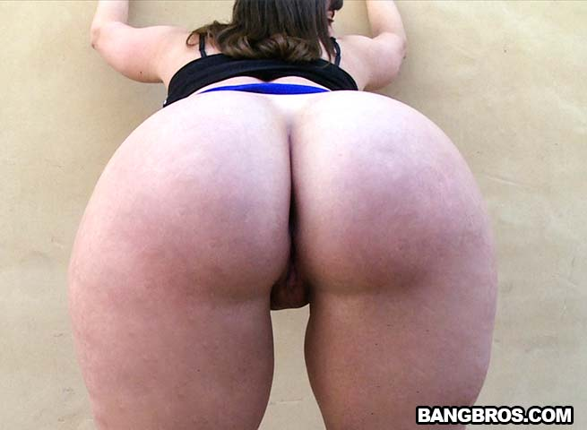 Bbw with big butt interraciala love