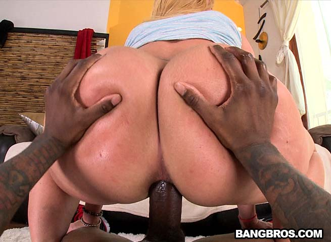 Phat girls interracial